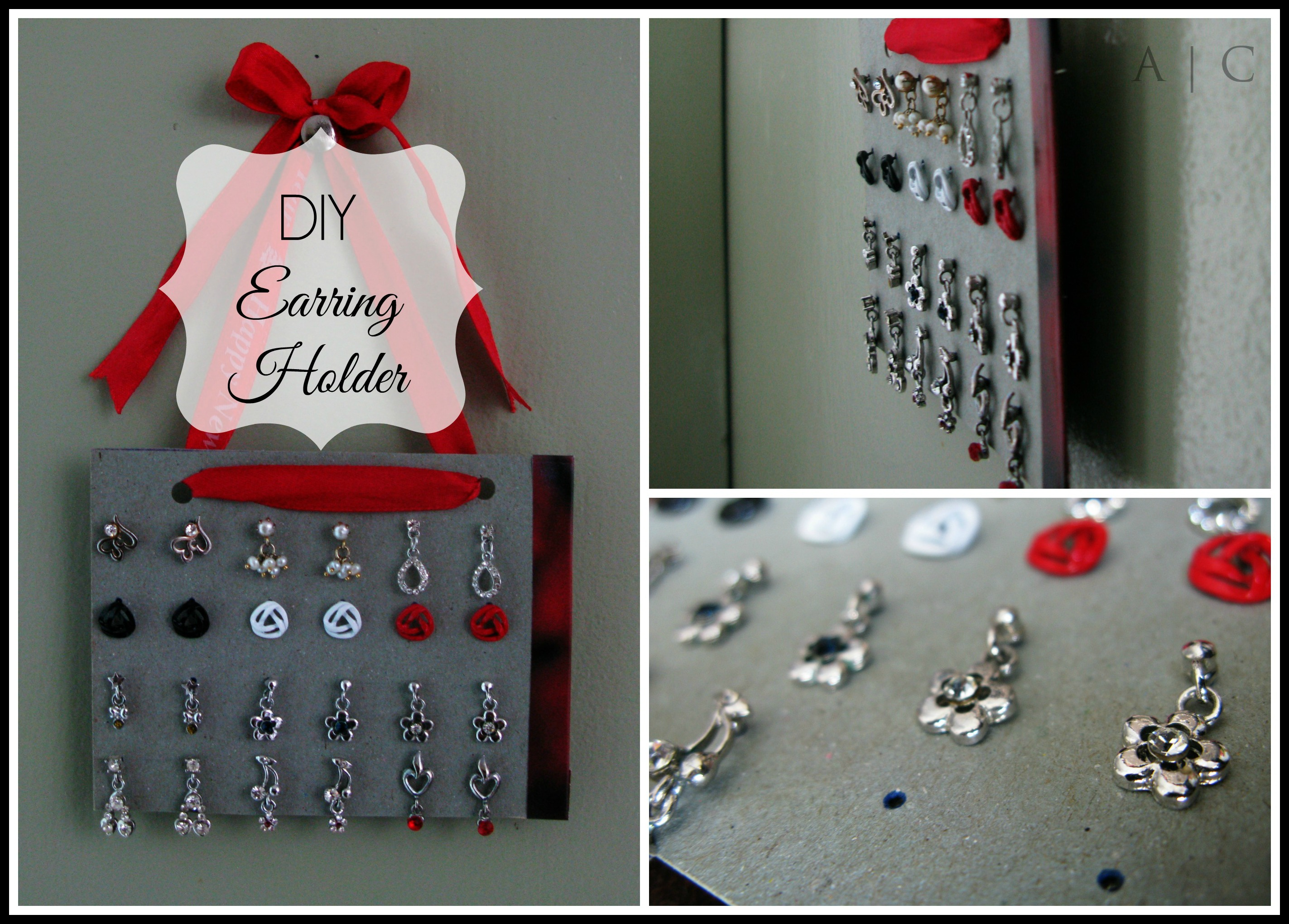 Picture of DIY Earring Holder
