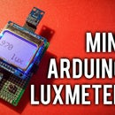 Mini Arduino Lux Meter