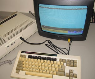 Make Your Own Coleco ADAM Audio/Video Cable