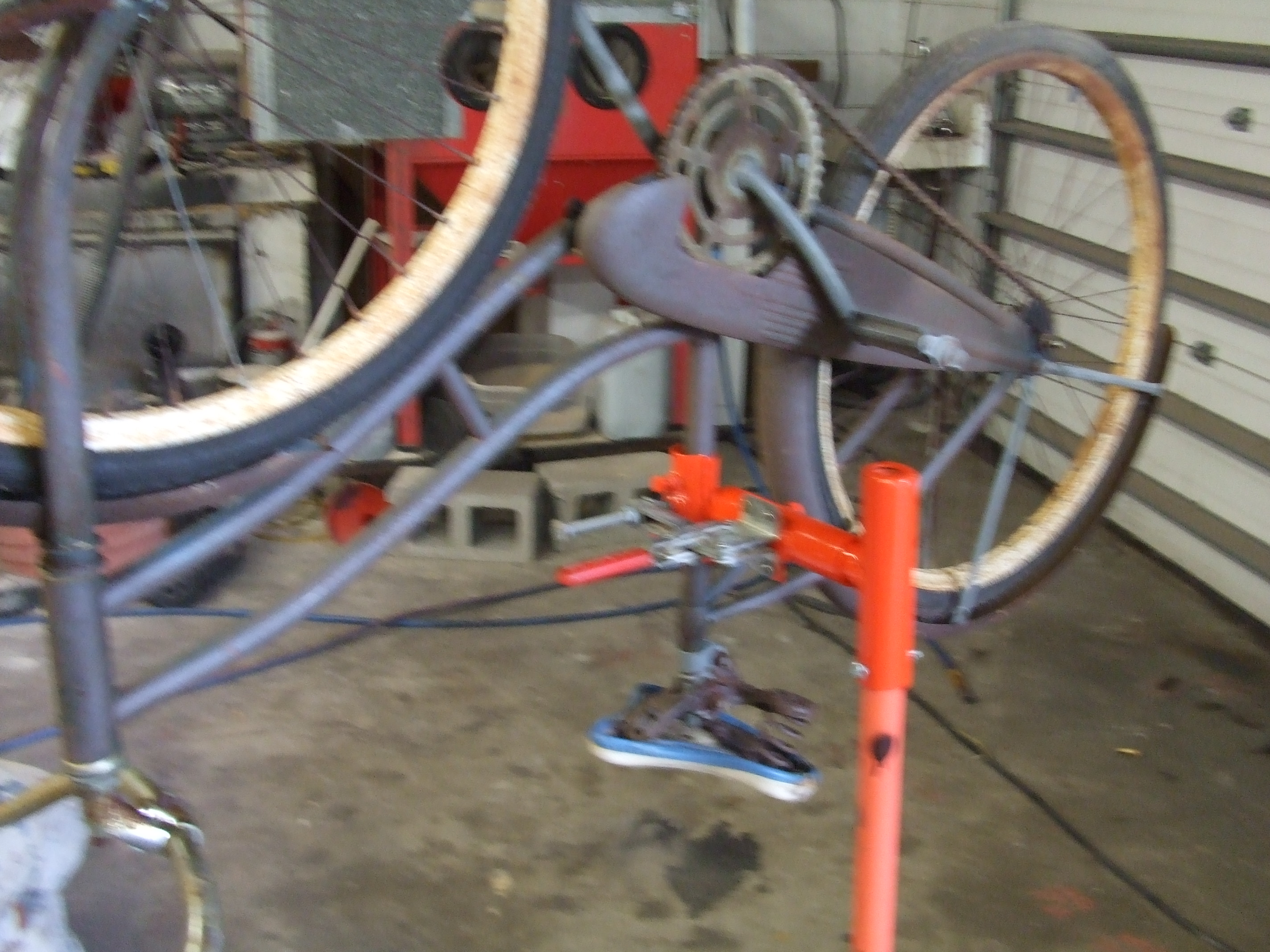Picture of Portable Bike Repair/Maintance Stand