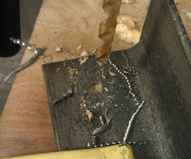 Drilling Metal with a Drill Press