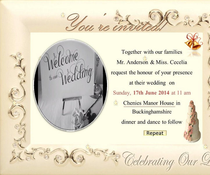 Wedding Ecards Invitation: How To Create Personalized Ecards For Wedding Invitation