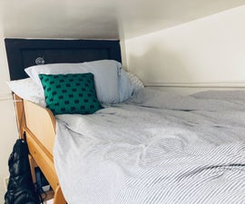 How to Make Your Bed- College Loft Edition