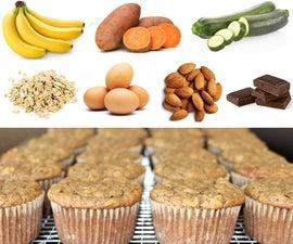 Life Saving Muffins (Gluten and Dairy Free)