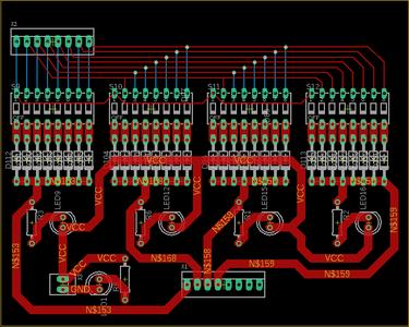 DIP Switch Board