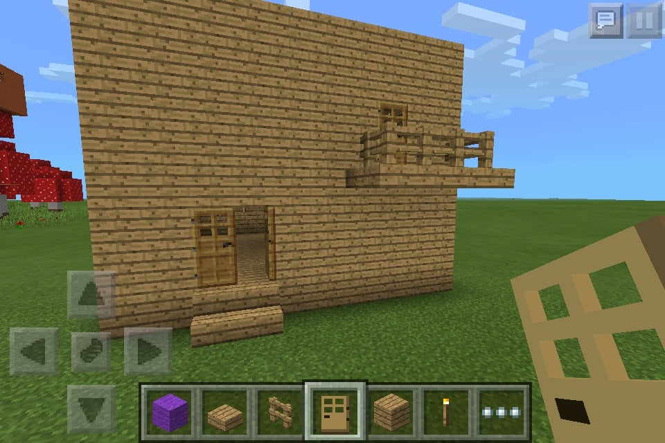 How To Build A Basic 2 Story House In Minecraft 6 Steps