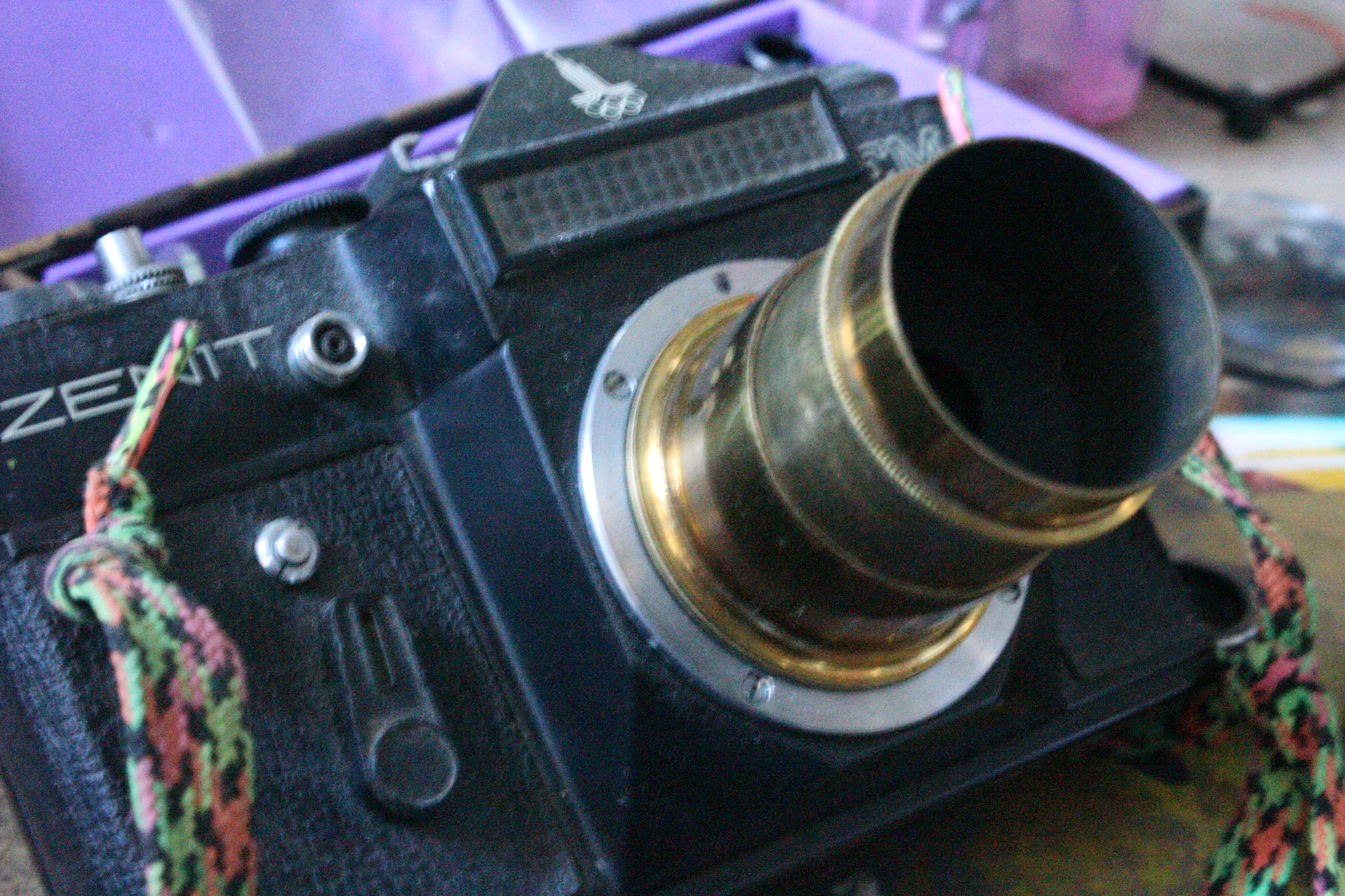 Picture of Petzval Well Sort Of,(added Images )