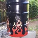 Making of a Drum Smoker