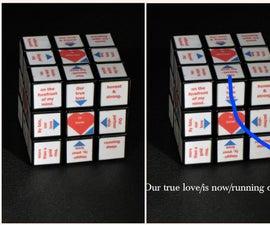 I-Love-You Cube