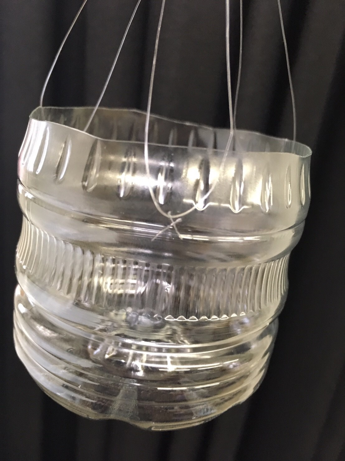 Picture of 4th Step : Hang the PET Bottles