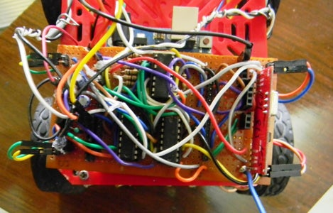 Making the Motor Shield : Overview