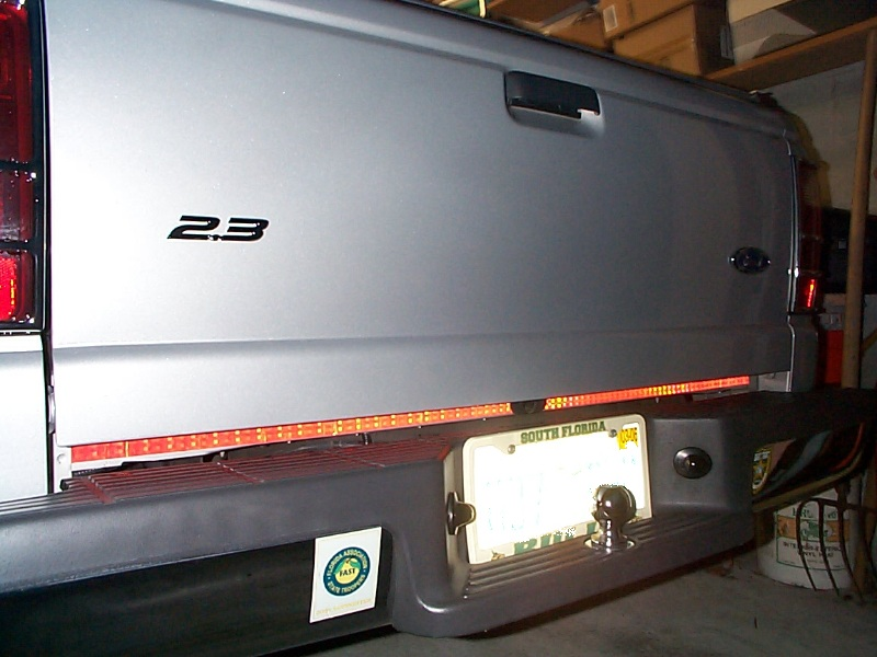 Picture of Admire Your New Tailgate