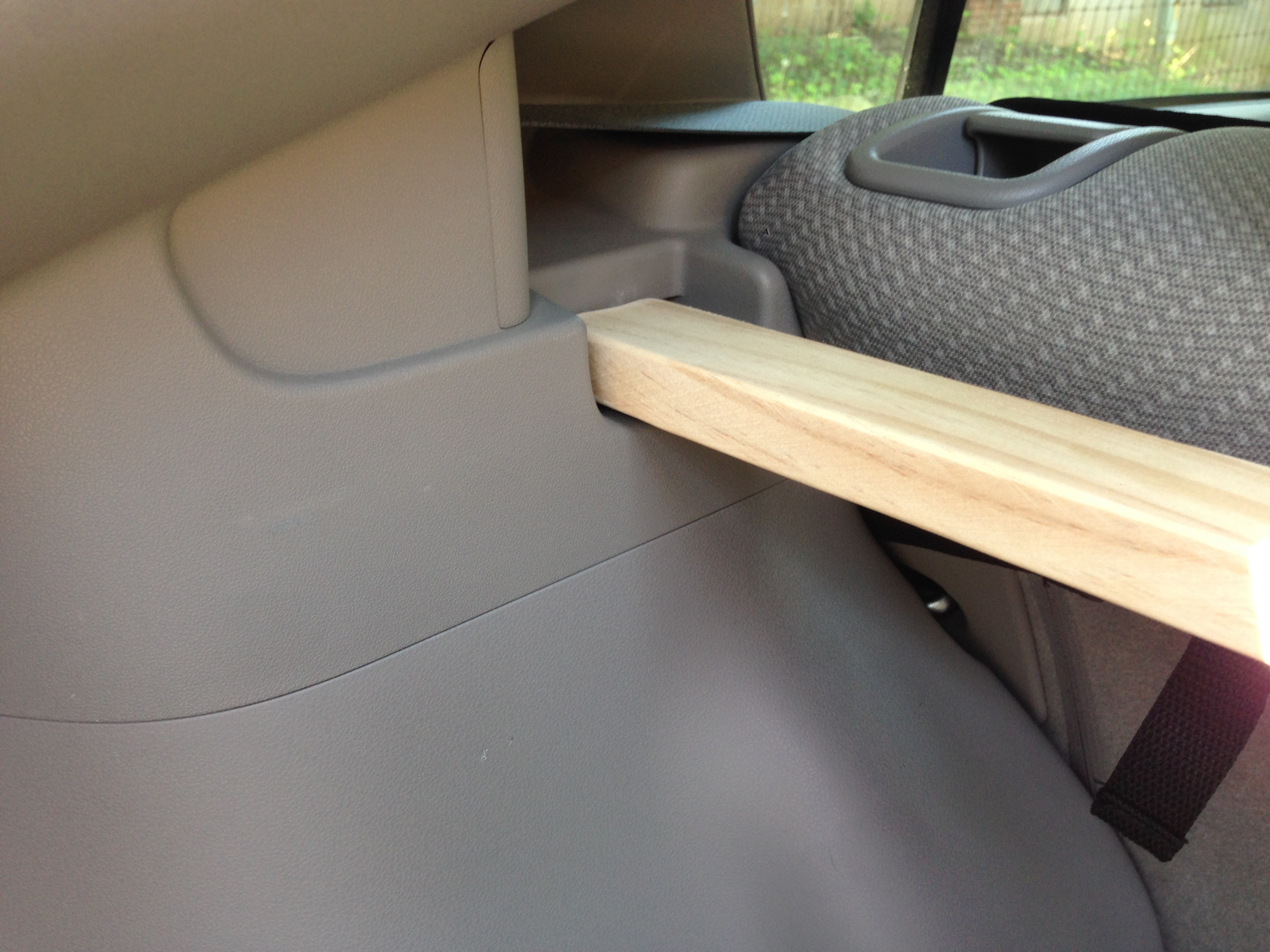 Picture of Cut/sand Wood to Fit