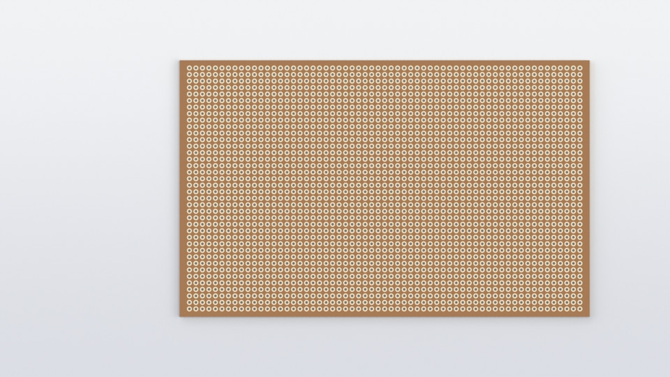 Picture of PCB Board