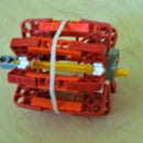 K'nex Grenade with Pin