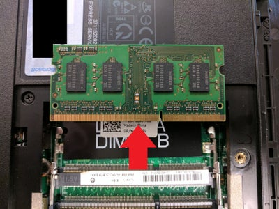 Repeat Step 5 for Other RAM Stick
