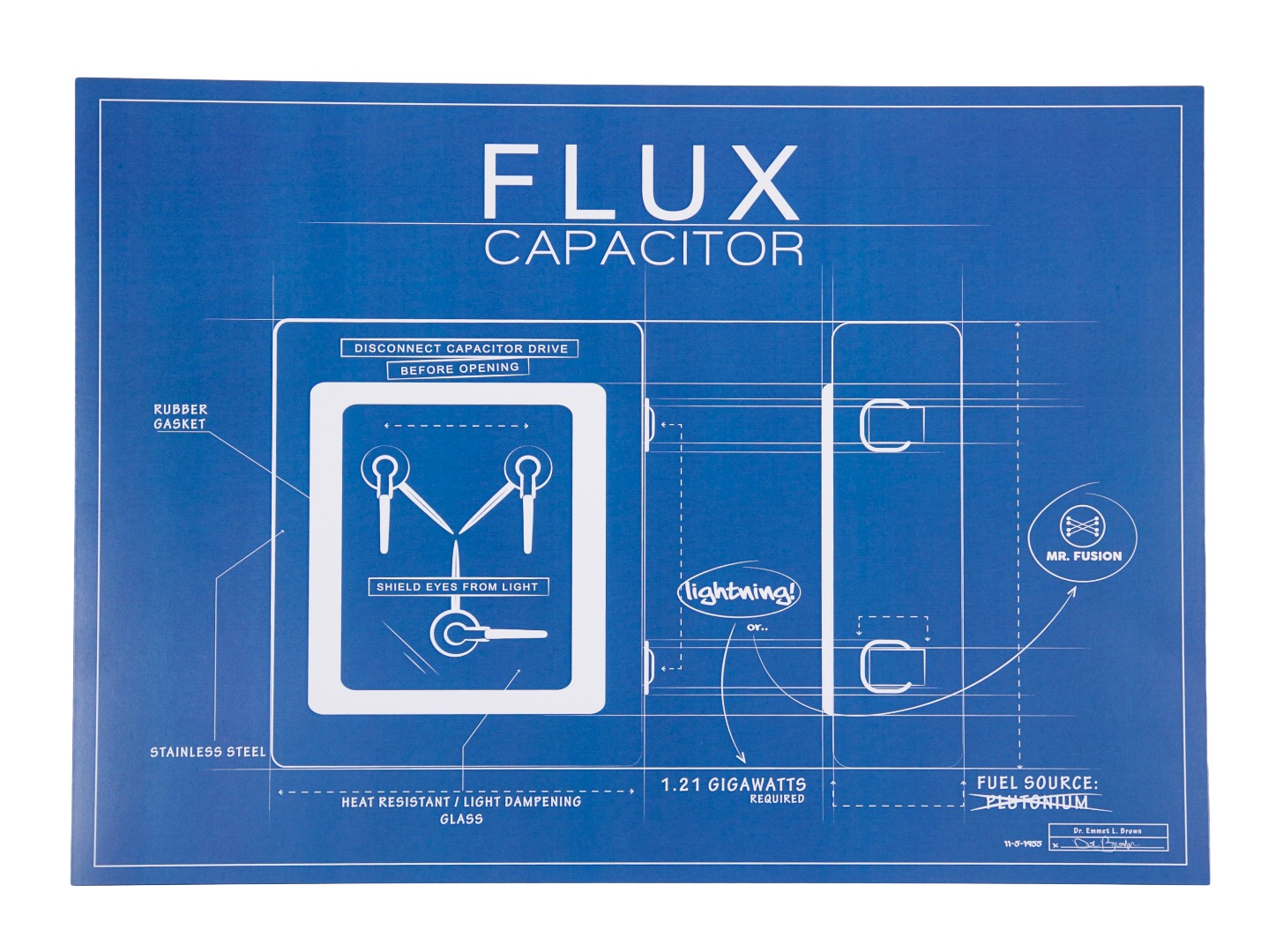 Picture of Back to the Future : Flux Capacitor