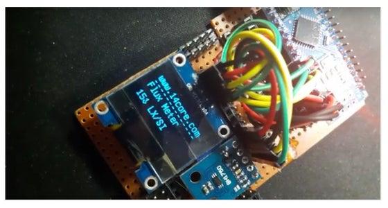 The BH1750 Digital 16bit Serial Output Type Ambient Light Sensor