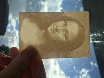 Create 3D Printable Lithophane in Blender