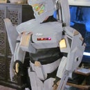 Striker Eureka Pacific Rim Jaeger Costume