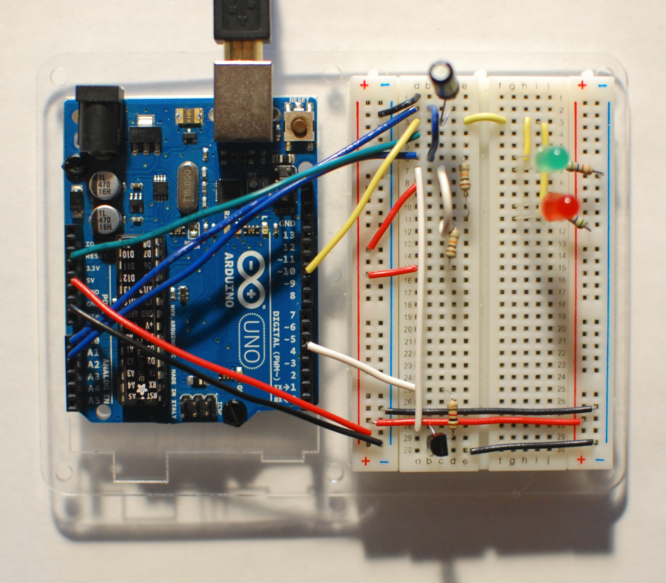 Picture of 555 Timer Emulator for Arduino