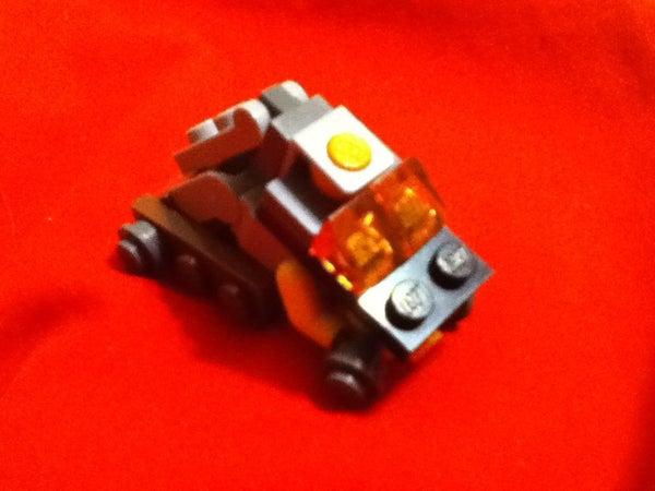 Lego Minifig Disguise: Car