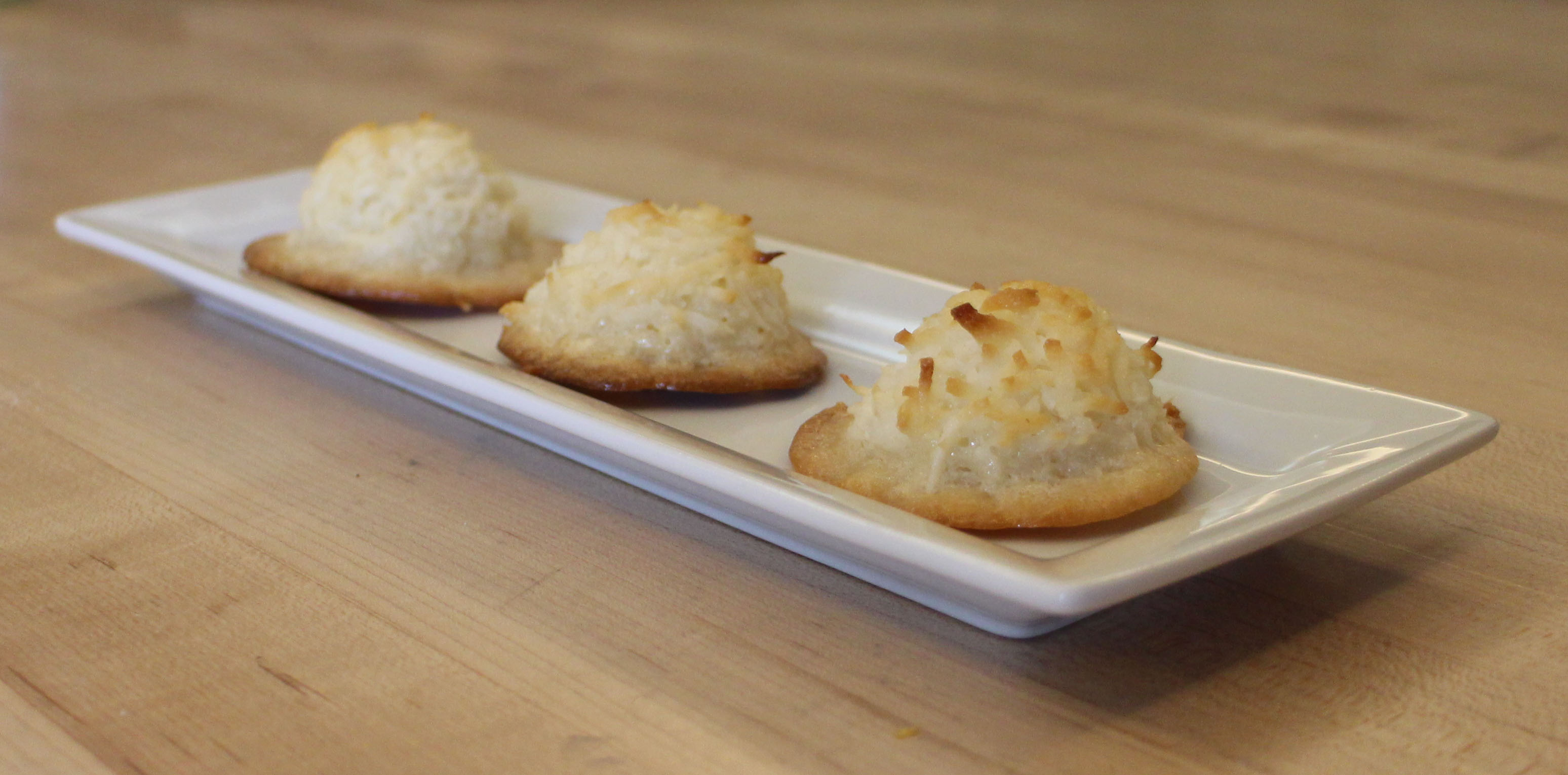 Picture of Easy Coconut Macaroons