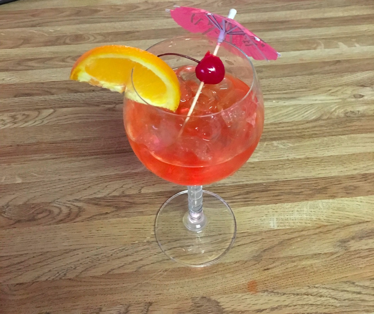 Picture of How to Make a Shirley Temple
