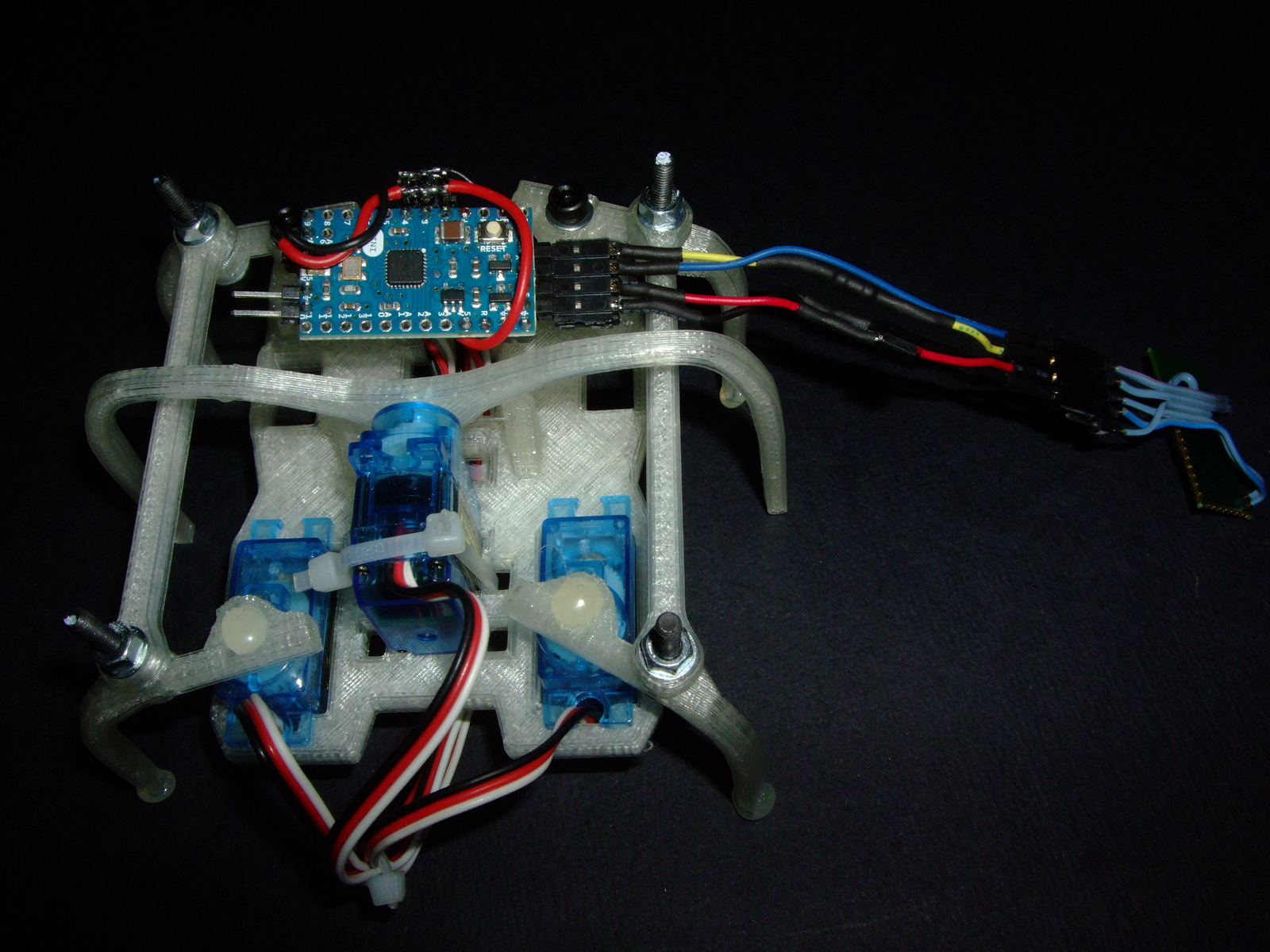 Picture of Drive Your Hexapod Via Bluetooth!