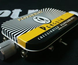 Headphone Amp (Chu Moy)