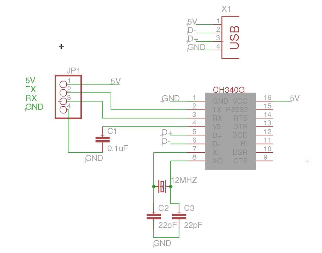 Diy Usb To Ttl Converter 6 Steps Instructables