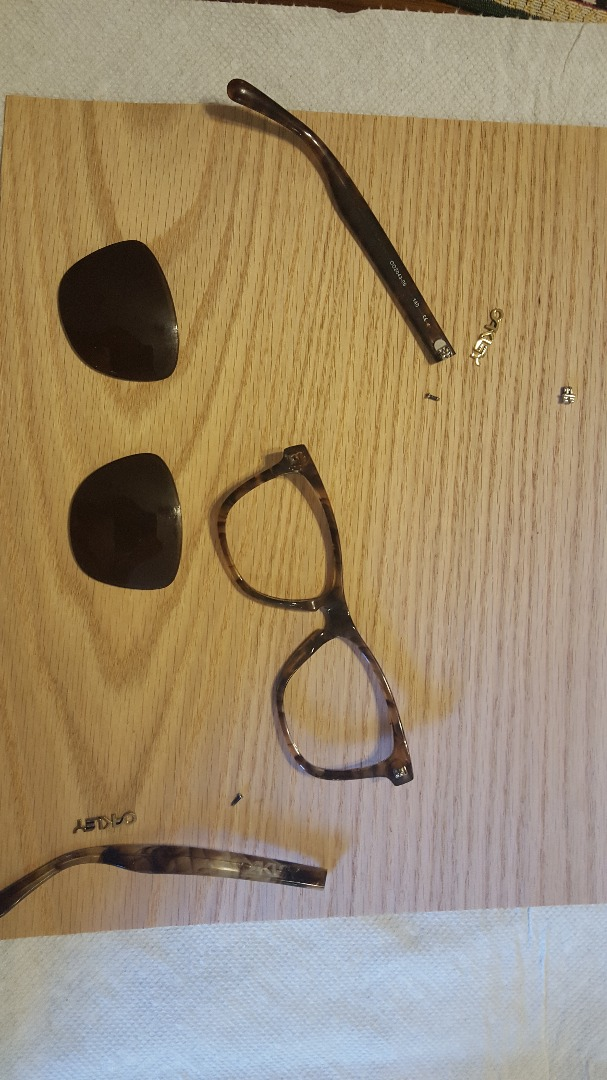 Picture of Dissemble Your Sun Glasses