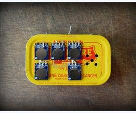 Pocket Drum Machine