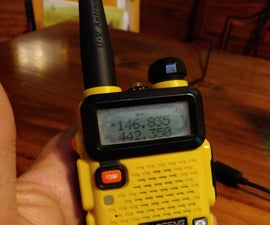 How to Fix a Scratchy Volume Control on a Baofeng UV5R Amateur Radio