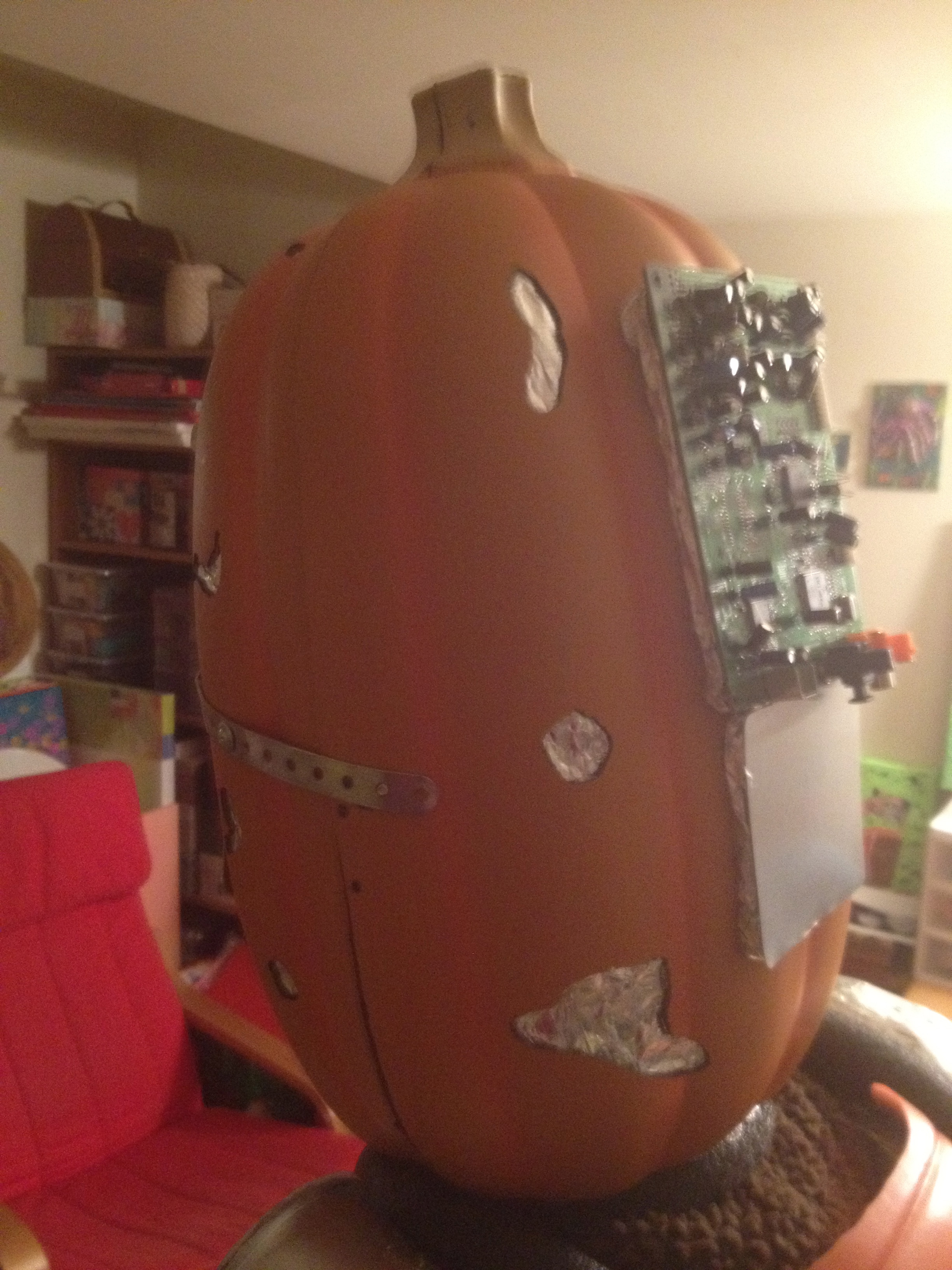 Picture of The Pumpkin Head: Judgment Day