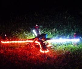 Remote Controlled RGB lights