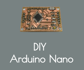 Make Your Own Arduino Nano (DIY - Arduino Nano)