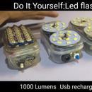 DIY LED FLASHLIGHT (SUPER BRIGHT)