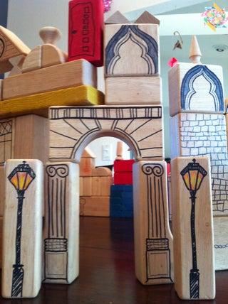 Architectural Building Blocks