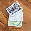 Crochet Scrubby Sponge