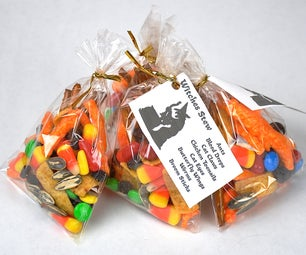 Witches Stew - Halloween Trail Mix