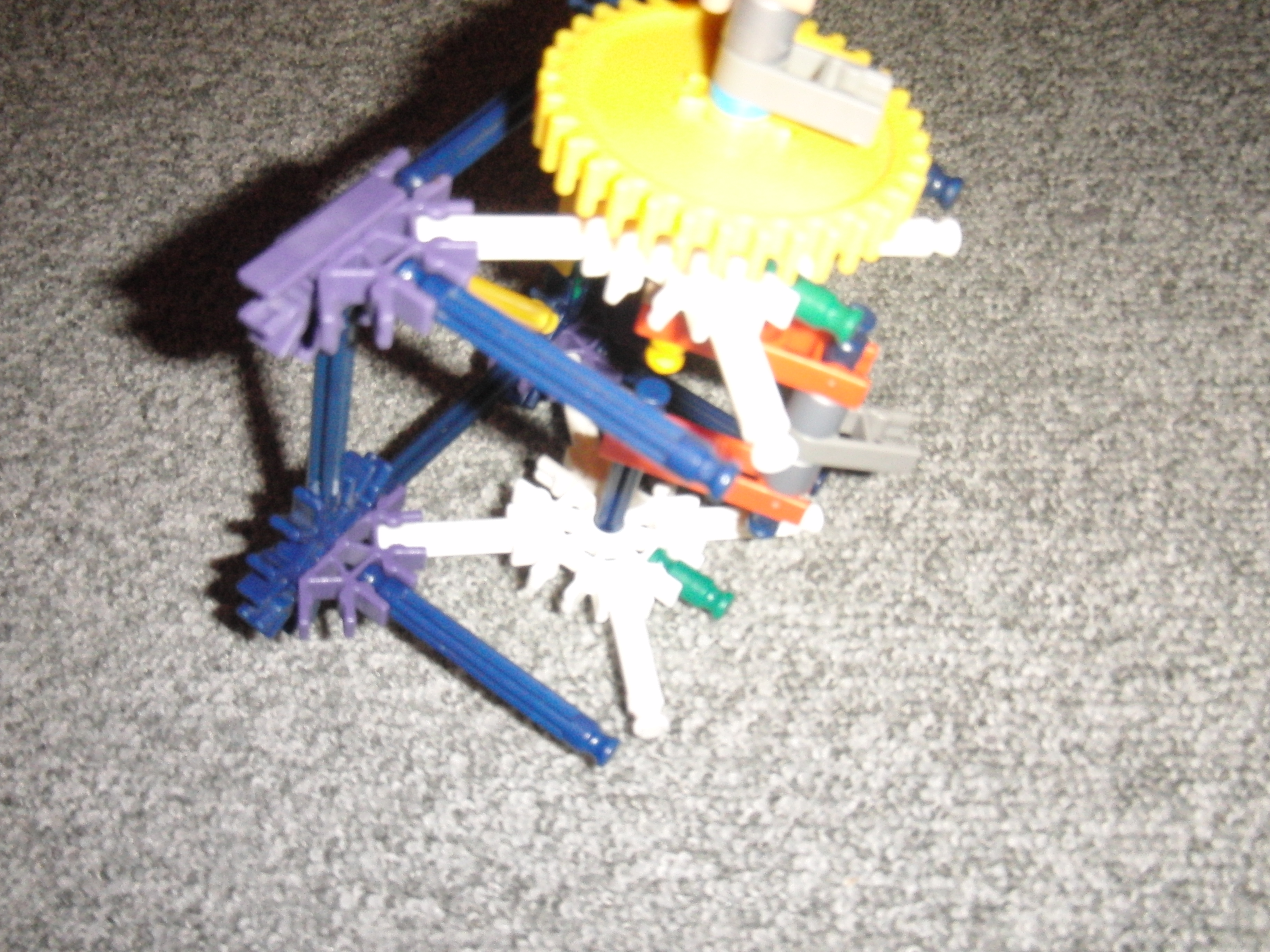 Picture of Motor and Gearing Part 3