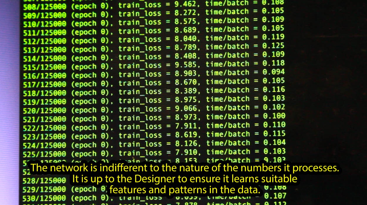 Picture of Train the Artificial Neural Network
