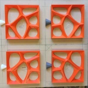 Using 3D Prints As Molds
