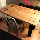 Ridiculously Heavy Table
