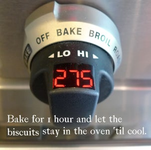 How Long to Bake Biscuits