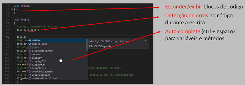 Qualities of the VSCode Editor