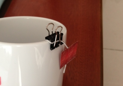 Picture of Hold Your Teabag