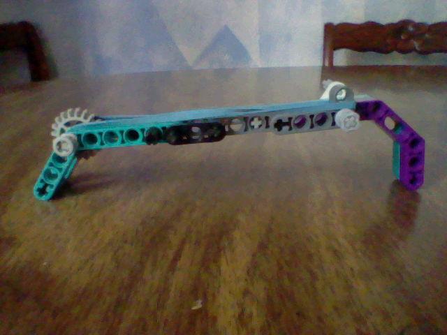 Picture of Lego Gun