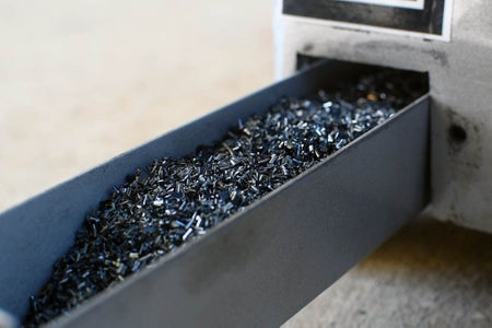 Epoxy Resin and Iron Filings